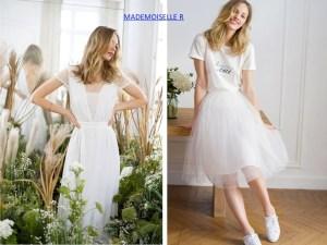 Mademoiselle-bride