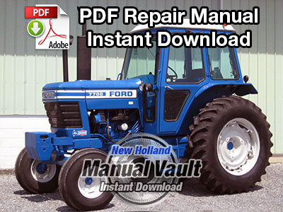 ford 2600 3600 4100 4600 5600 6600 6700 7600 7700 tractor rh newholland manualvault com Ford 2600 Tractor Owners Manual 2600 Ford Tractor Specifications