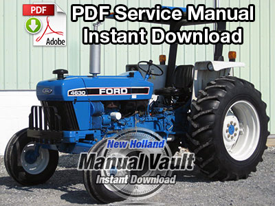 ford maintenance manual free
