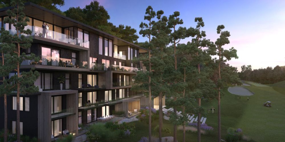 The Residences at Muskoka Bay Resort