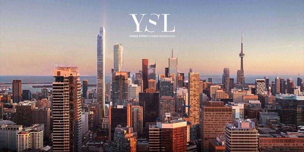 YSL Residences – Yonge Street Living