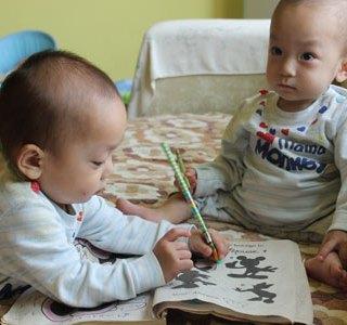 Child Spotlight: Jonathan & Rafael