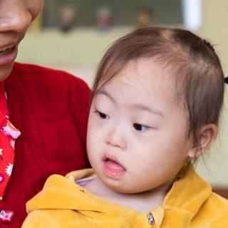 Child Spotlight: Pirena