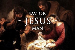 Savior-Jesus-Man