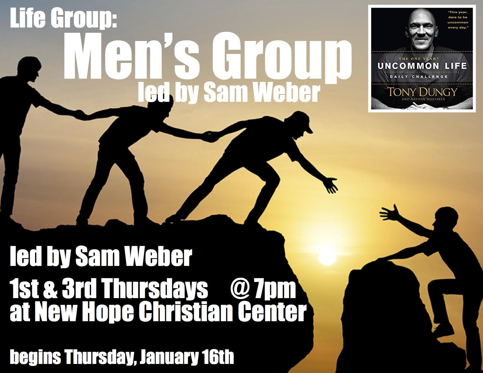 Uncommon Men's Group