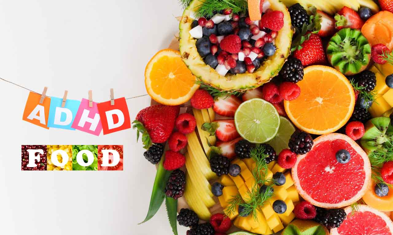 Diet for ADHD child