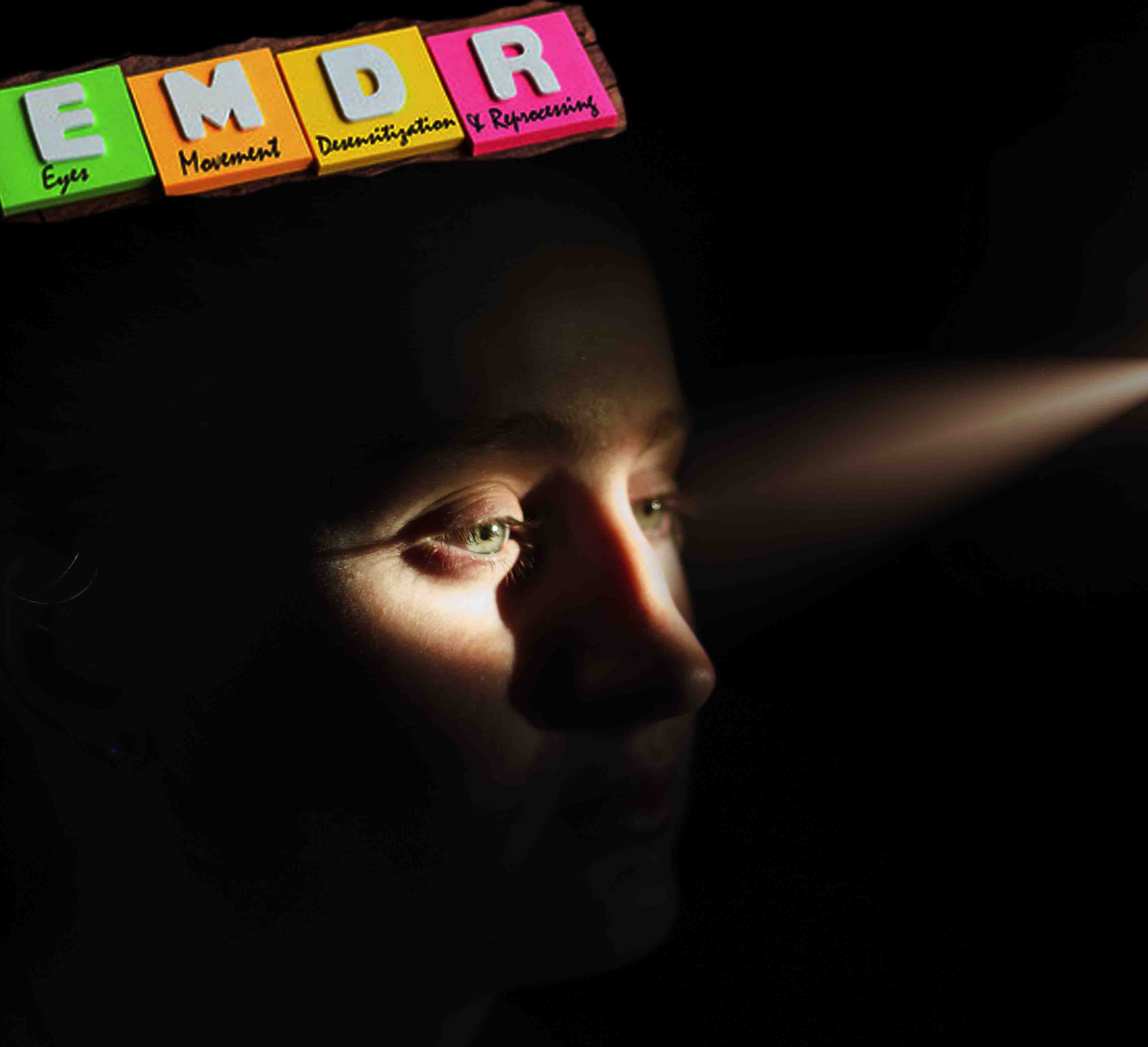 What is EMDR therapy and how does it work for mental disorders?