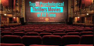 Top Psychological Thrillers Movies of all Time