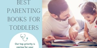 Best Parenting Books for Toddlers