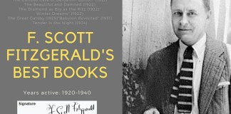 F Scott Fitzgerald Best Books