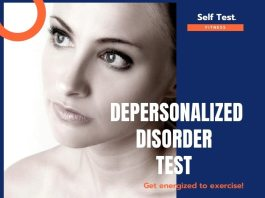 Depersonalized Disorder Test
