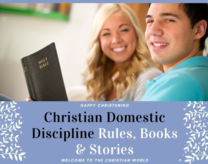 Christian Domestic Discipline Rules, Books & Stories in 2021