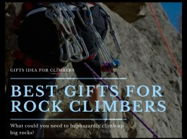 Best Gifts For Rock Climbers & Boulderers