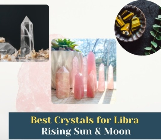 Best Crystals for Libra Rising Sun & Moon