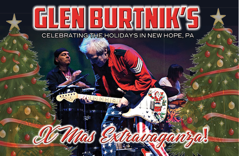 Glen Burtnik's Christmas Live at New Hope Winery