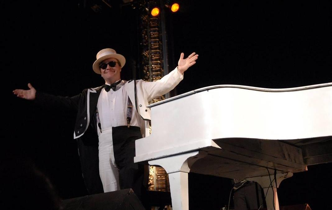 SOLD OUT – Yellow Brick Road – A Tribute to Elton John Live at the New Hope Winery