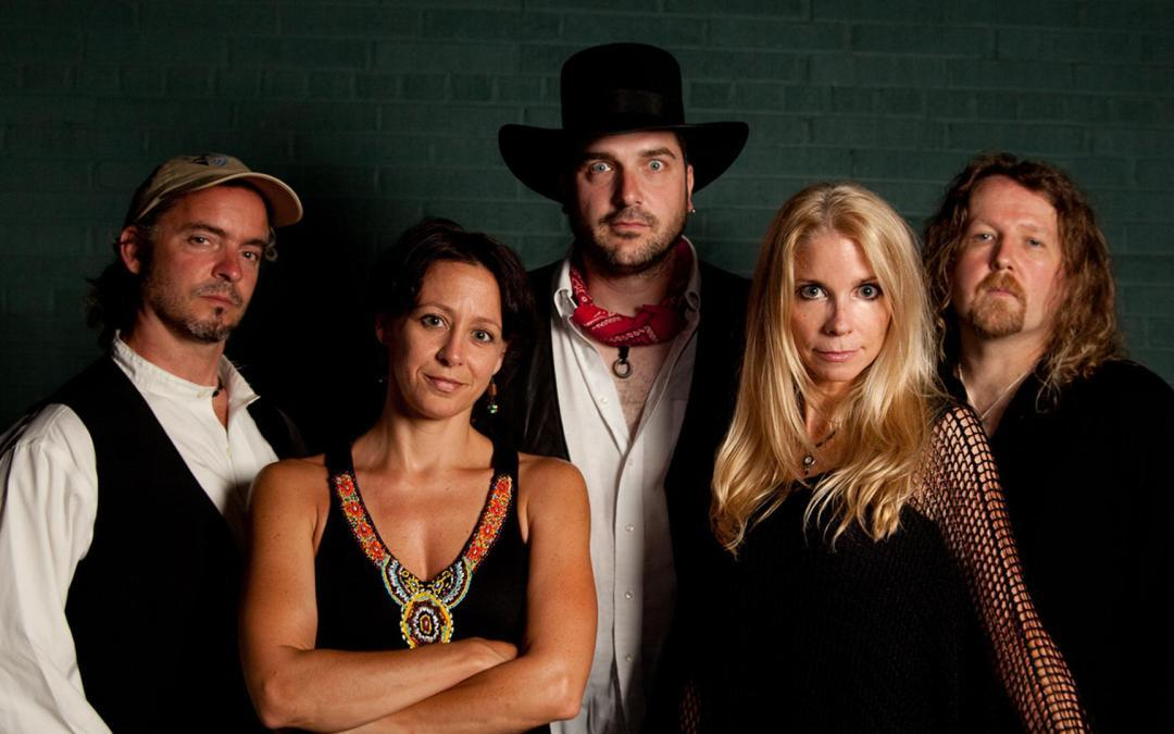 TUSK: The Ultimate Fleetwood Mac Tribute Band Live at the New Hope Winery (Friday Show)