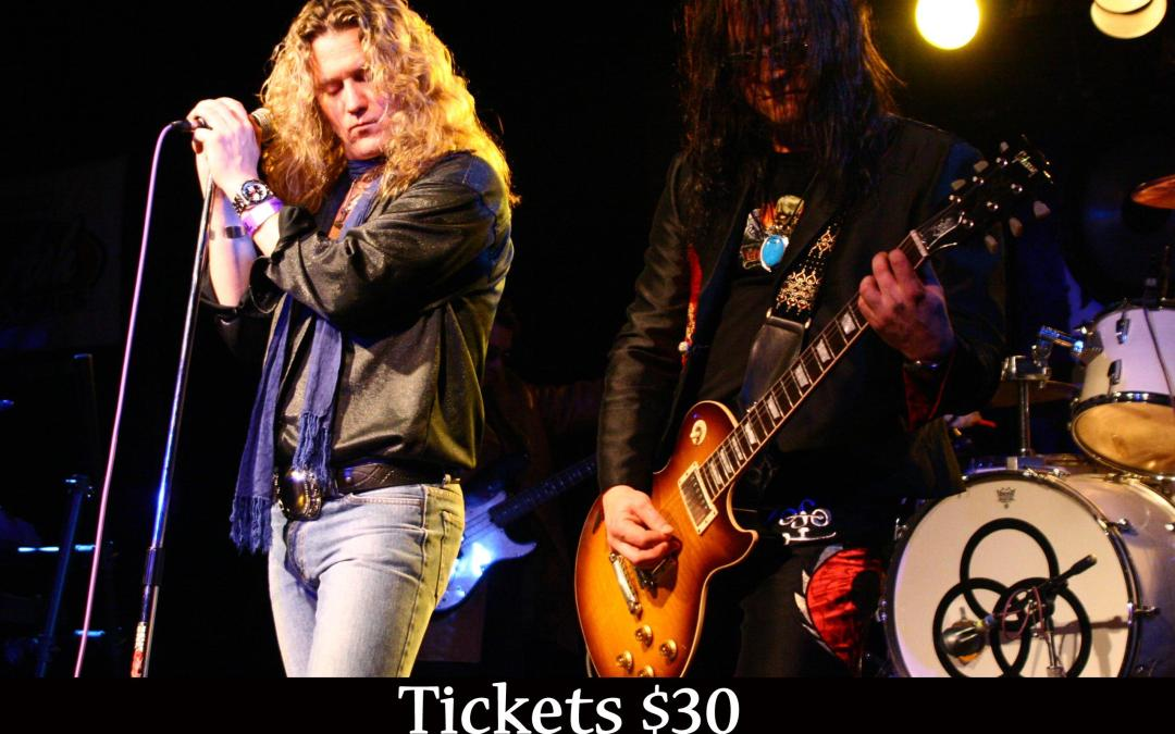 Kashmir: the Ultimate Led Zeppelin Tribute Live at the New Hope Winery
