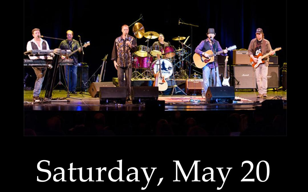 Eaglemania: An Eagles Tribute Live at the New Hope Winery (Friday Show)