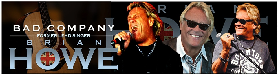 Brian Howe Former Lead Singer of Bad Company – An Acoustic Evening Live at the New Hope Winery