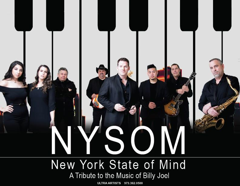 New York State of Mind – The Music of Billy Joel Live at the New Hope Winery