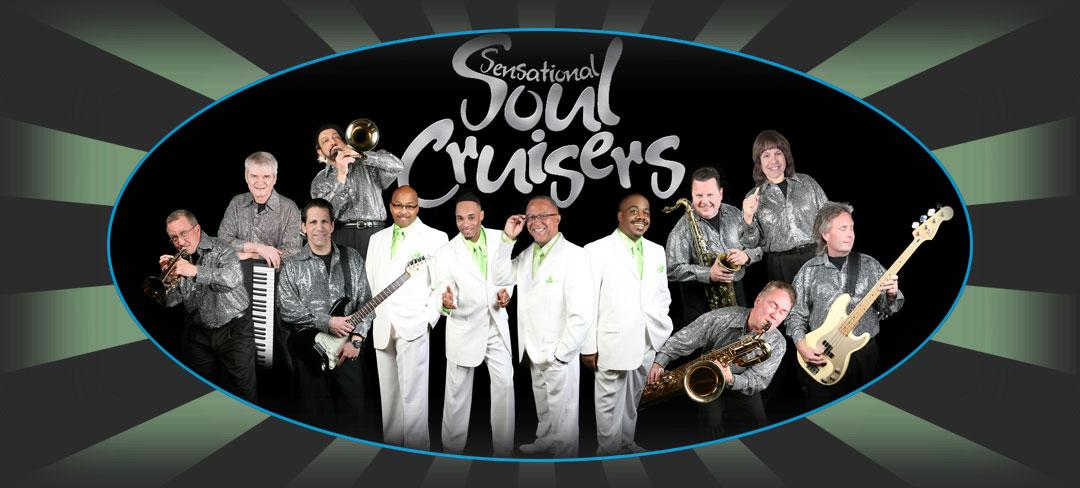 SOLD OUT- The Soul Cruisers Live at The New Hope Winery