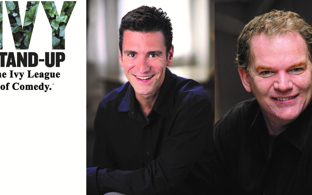 The Ivy League of Comedy Presents Tom Ryan and Clayton Fletcher Live at The New Hope Winery