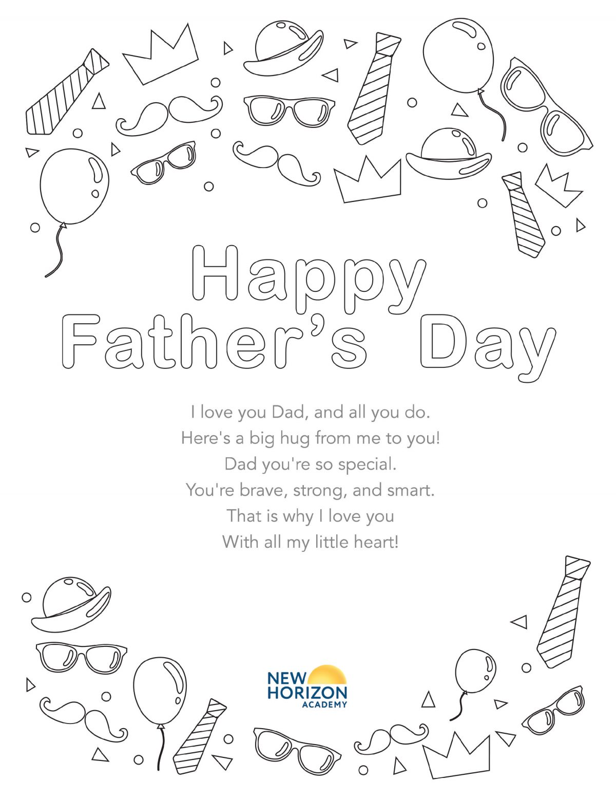 Father S Day Activities For Kids