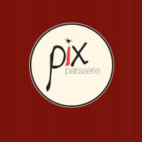 Pix Patisserie Menu Cover Redesign Student Work