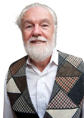 David Harvey by Des Willie