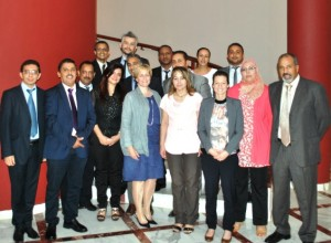 HRI_Photos_Tunisia-ICL-Training_Group-Shot_Tunis_2014_01-October