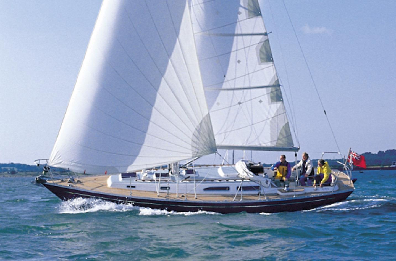 2018 Rustler 36 Sail Boat For Sale Wwwyachtworldcom