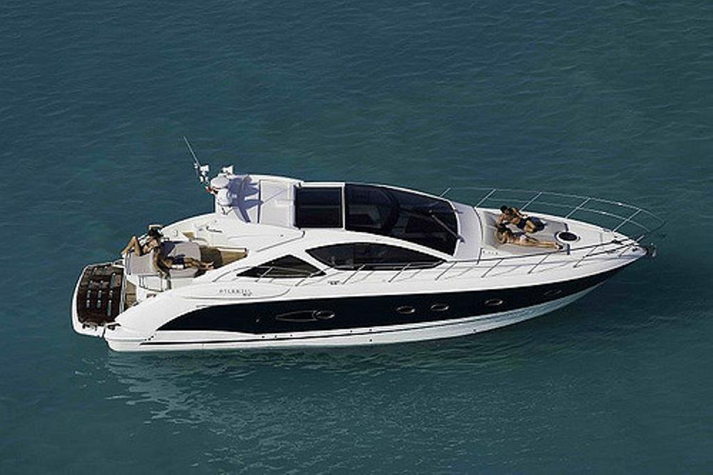 2013 Atlantis 50x4 Power Boat For Sale Wwwyachtworldcom