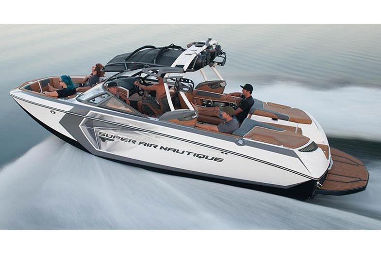 2016 Nautique Super Air Nautique G23 Power Boat For Sale