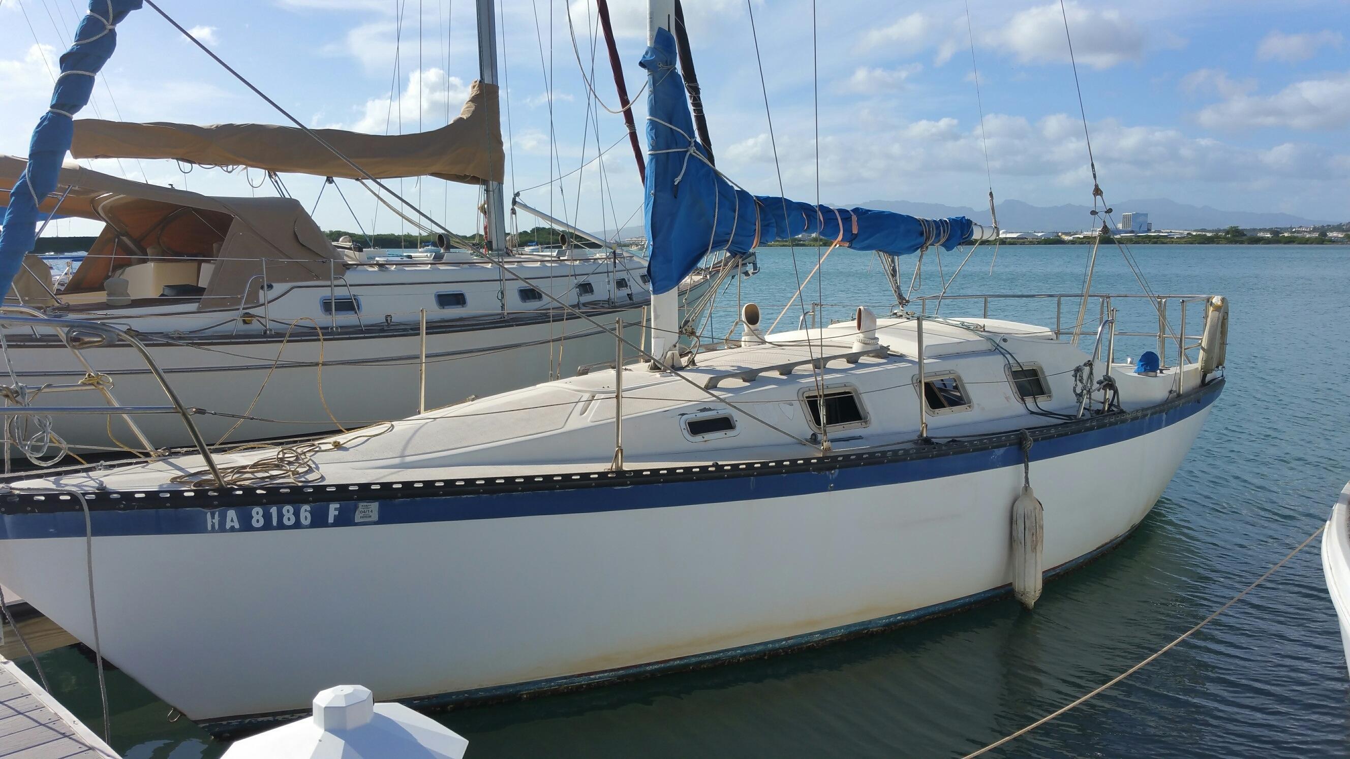 1981 Lancer Sloop Sail Boat For Sale Wwwyachtworldcom