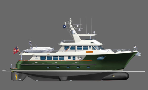 2018 Citadel Yachts Expedition Power Boat For Sale Www
