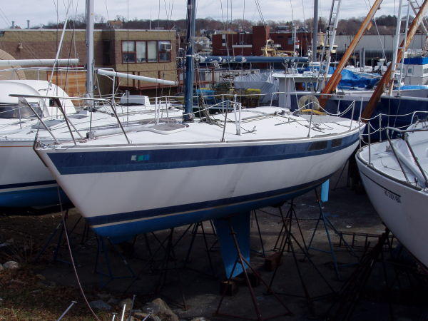 1981 Pearson Flyer Sail Boat For Sale Wwwyachtworldcom