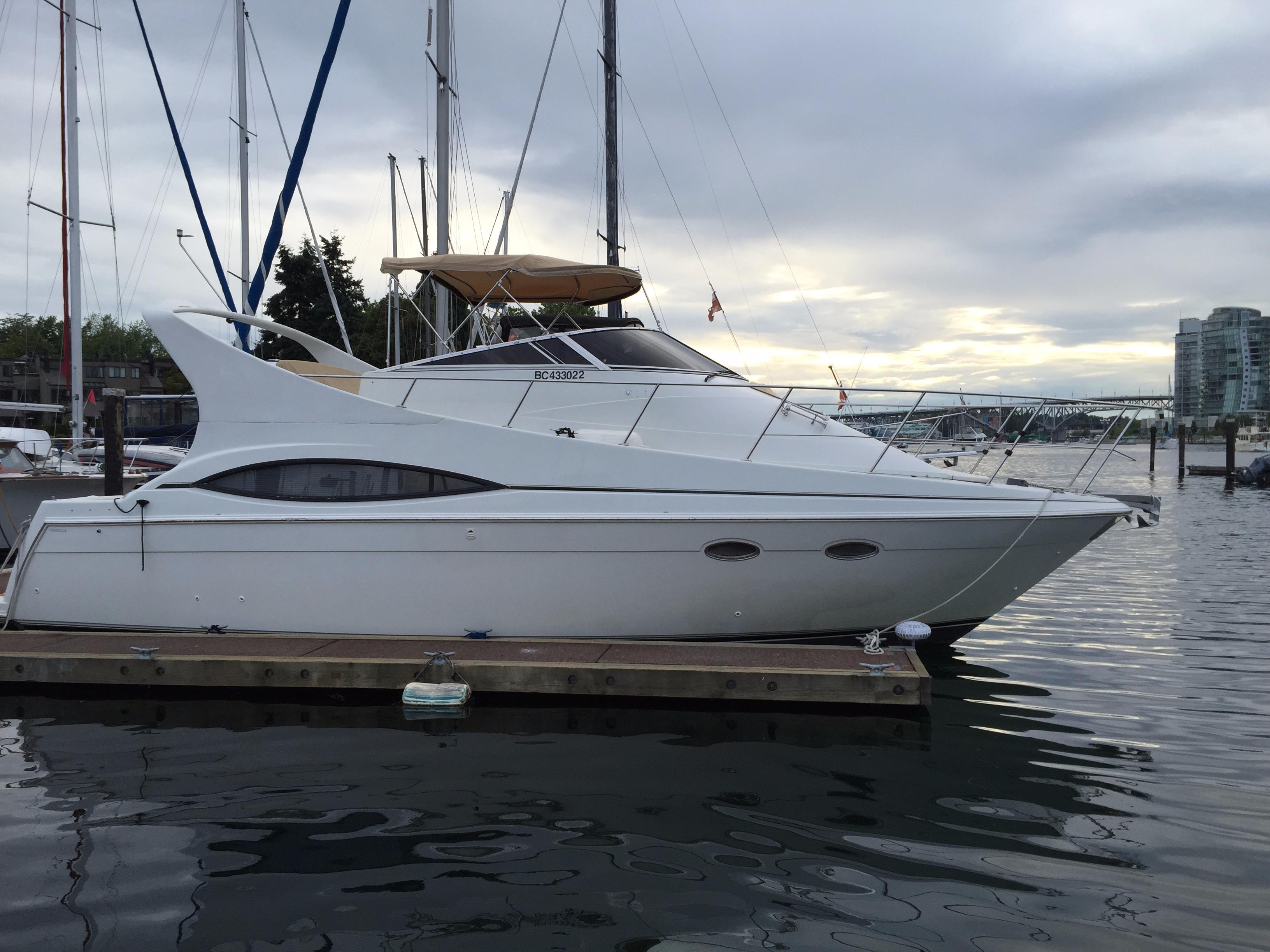 1998 Carver 350 Mariner Power Boat For Sale Www