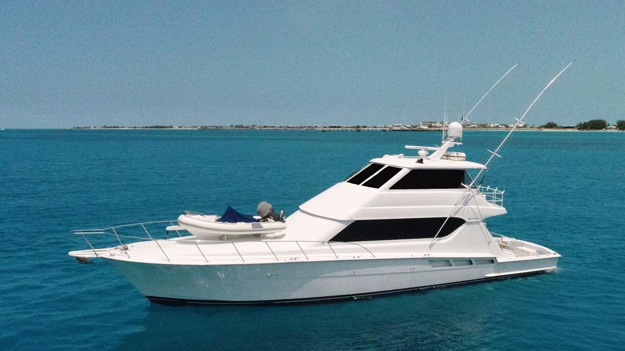 2000 Hatteras 70 EB Power Boat For Sale Wwwyachtworldcom