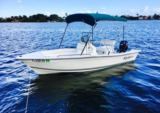 2013 Key Largo 160 CC Power Boat For Sale Wwwyachtworldcom