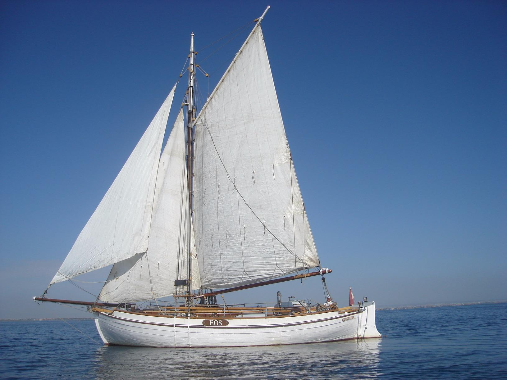 1932 Traditional Colin Archer Type Gaff Cutter Sail Boat For Sale