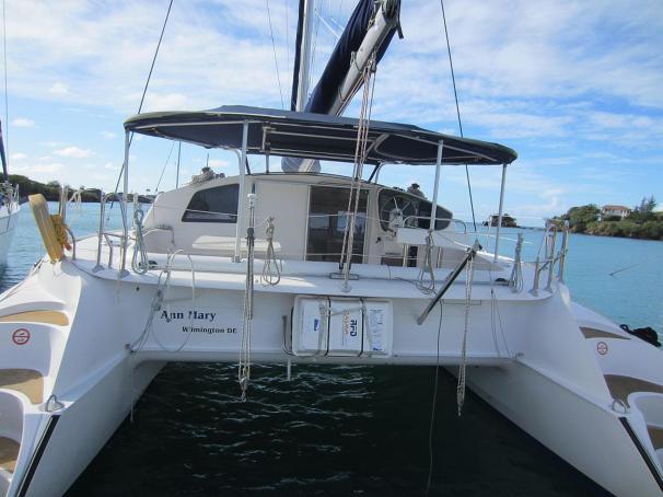2004 Fountaine Pajot Athena 38 Sail Boat For Sale Www