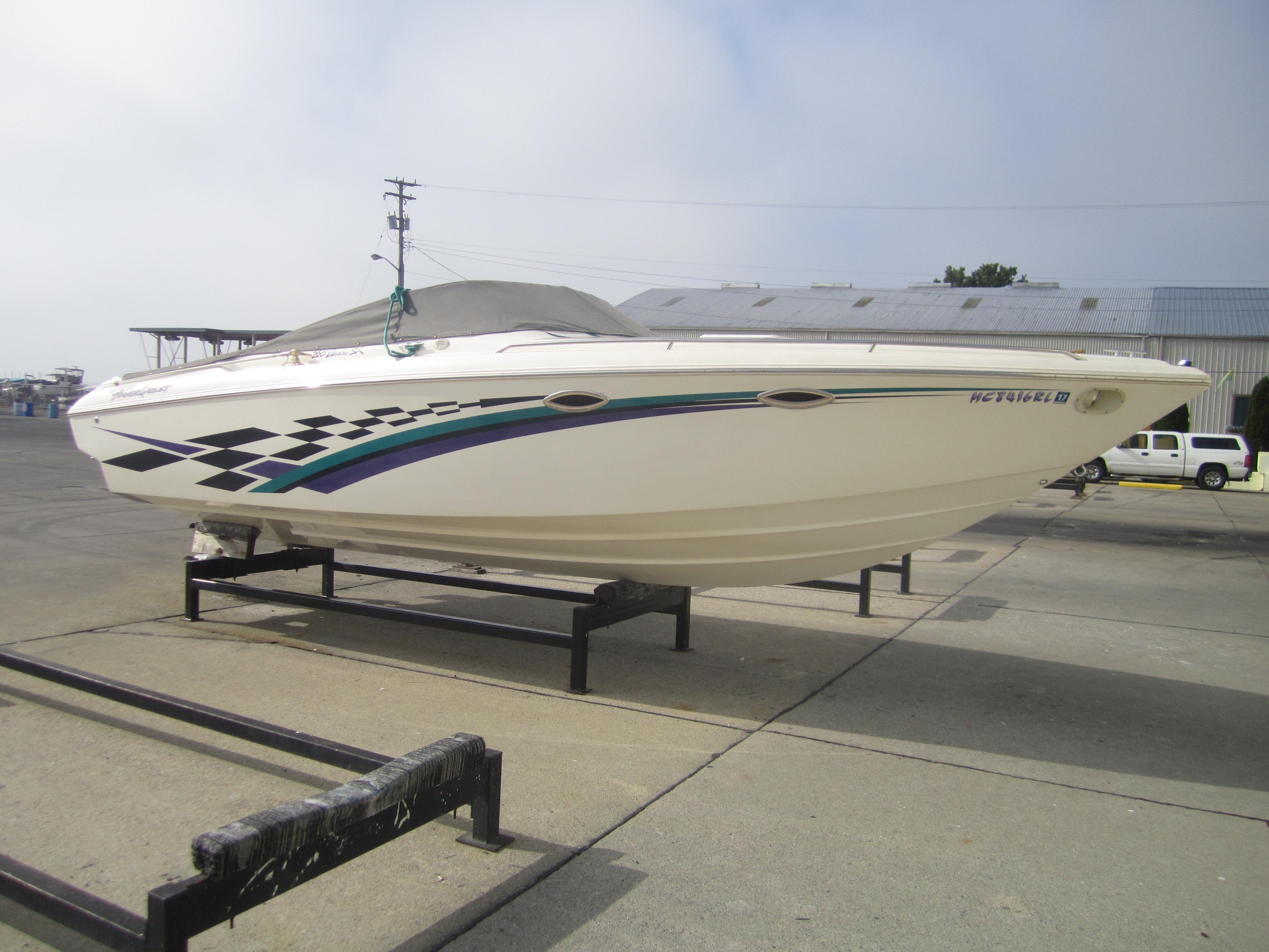 1998 Powerquest 260 Legend SX Power Boat For Sale Www