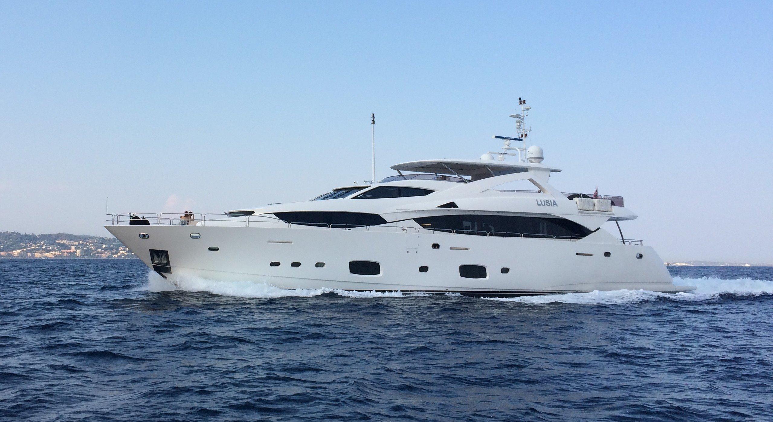 2011 Sunseeker 34 Metre Yacht Power Boat For Sale Www