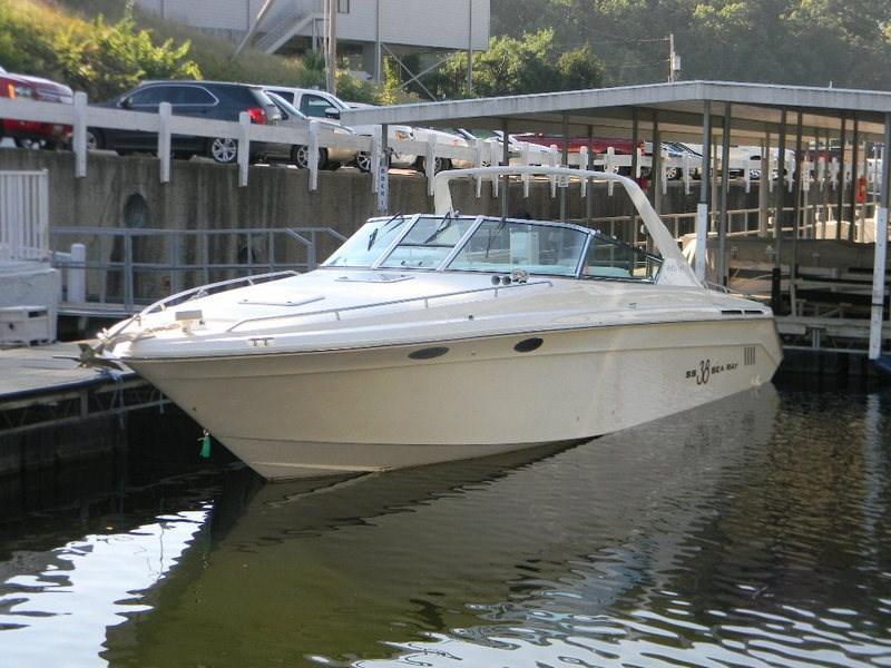 1996 Sea Ray 38 Sun Sport Power Boat For Sale Www