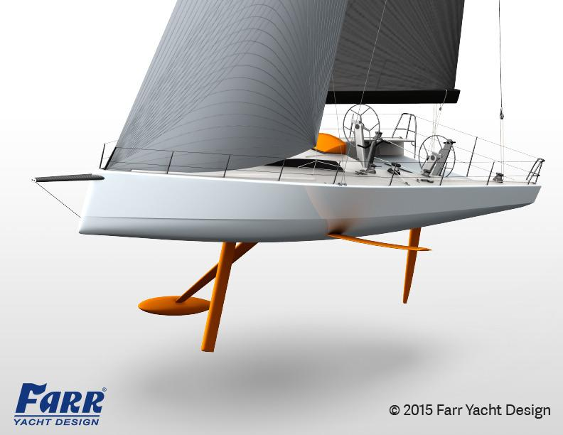 2018 Farr Infiniti 53 Sail Boat For Sale Wwwyachtworldcom