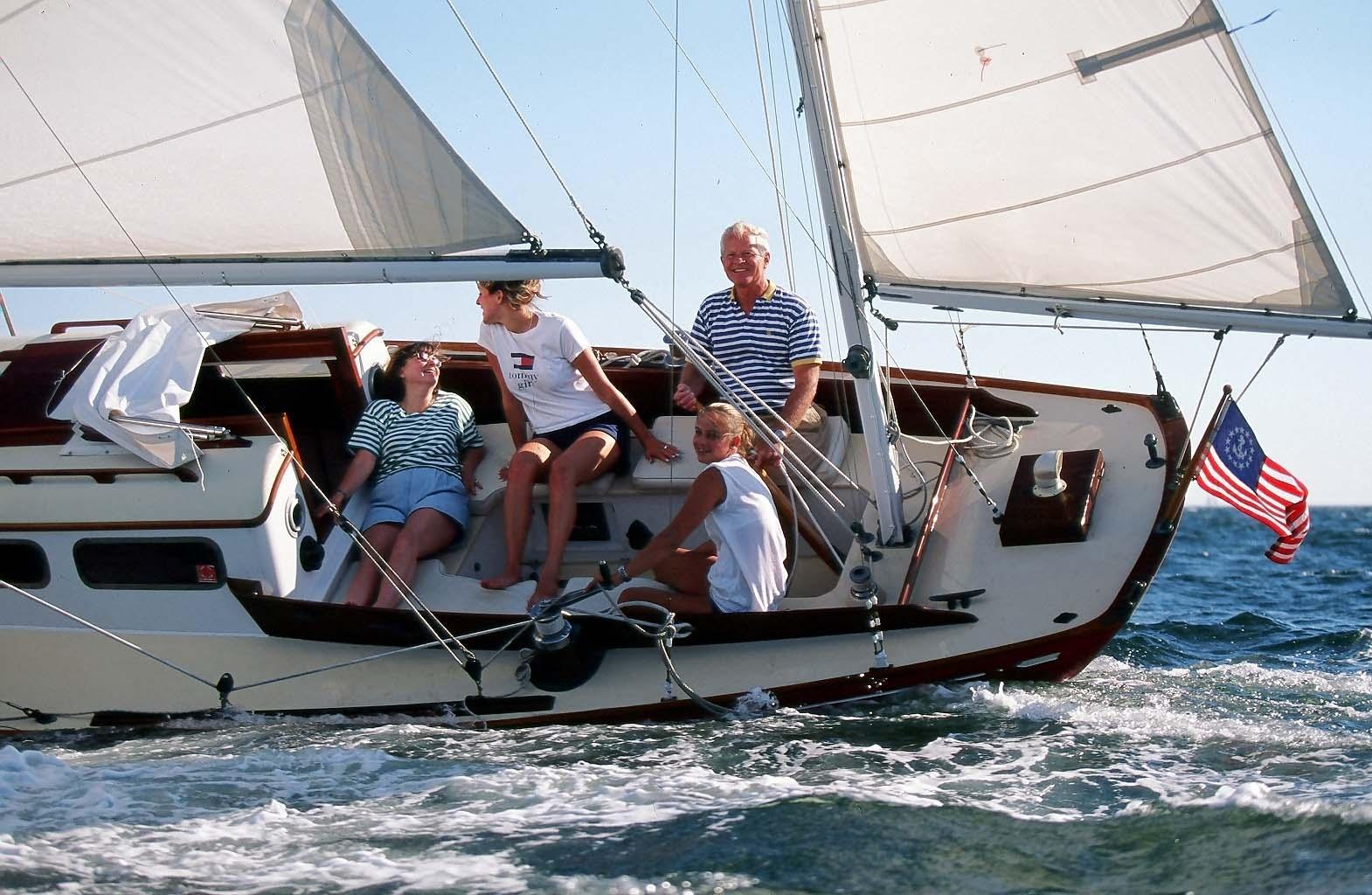 1954 LUKENIELSEN Yawl Sail Boat For Sale Wwwyachtworldcom