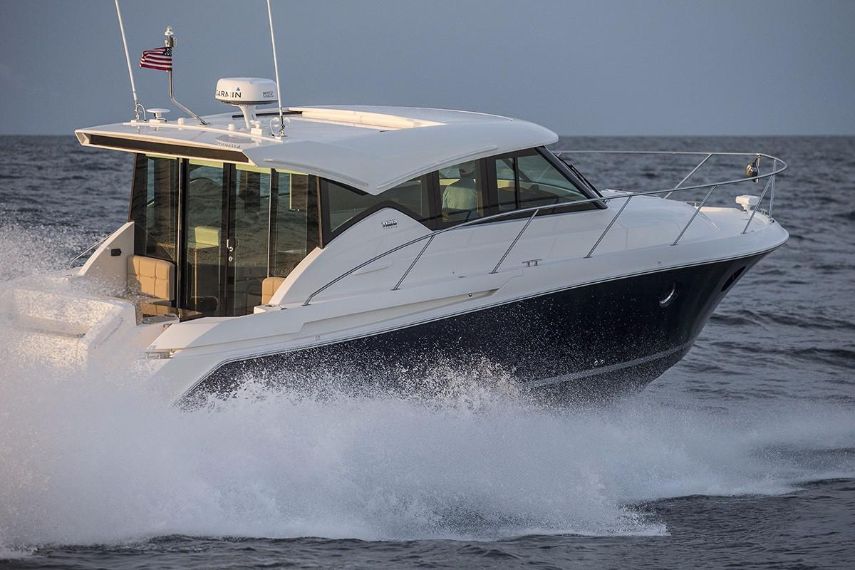 2018 Tiara 39 Coupe Power Boat For Sale Wwwyachtworldcom