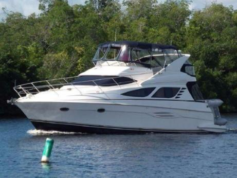 Silverton 43 Sport Bridge Boats For Sale YachtWorld