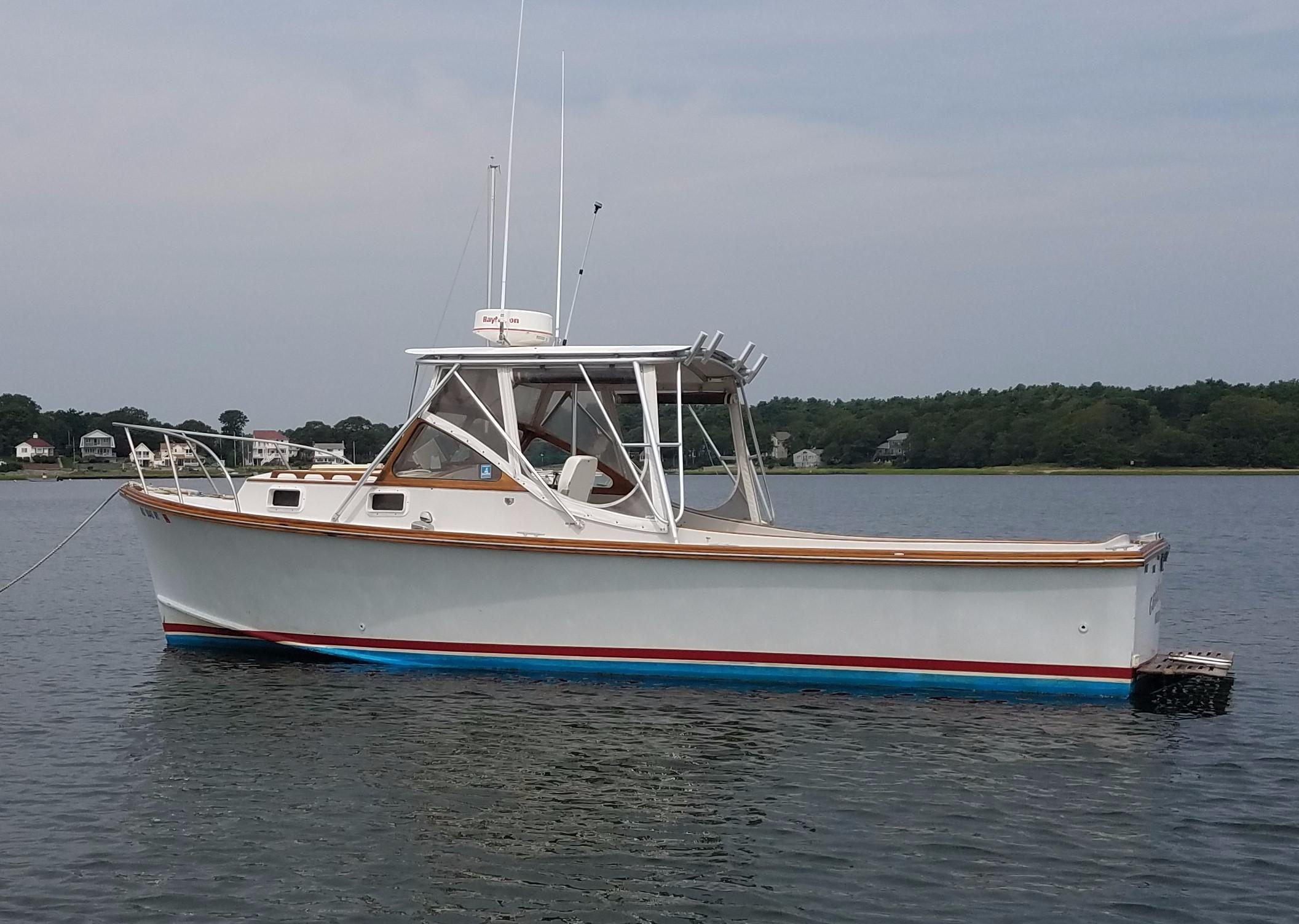 1979 Fortier 26 Hardtop Power Boat For Sale Www